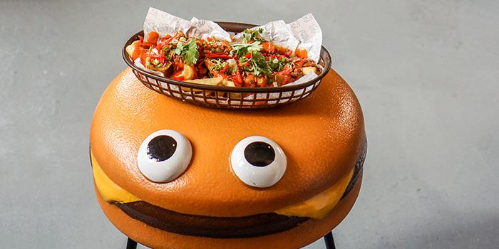 Naughty Fries from Potato Head Singapore in Keong Saik, Singapore