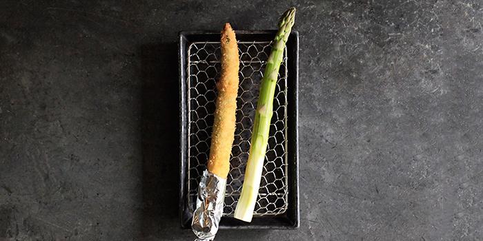 Asparagus from Panko in Bugis, Singapore