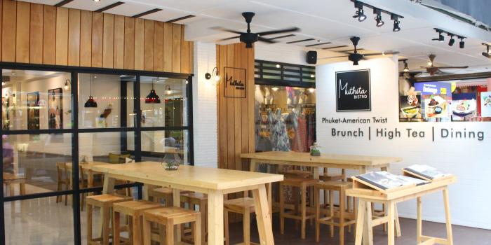 Restaurant Atmosphere of Muthita Bistro in Kata, Phuket, Thailand