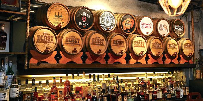 Bar of The Beast in Bugis, Singapore