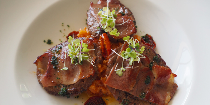 Veal Saltimbocca from etHo