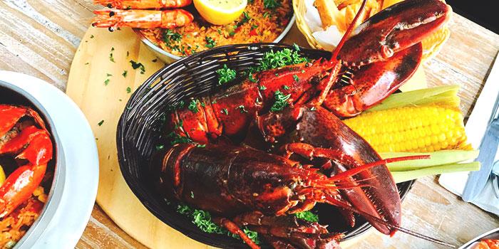 Lobster from Miska Cafe (Sentosa) in Sentosa, Singapore