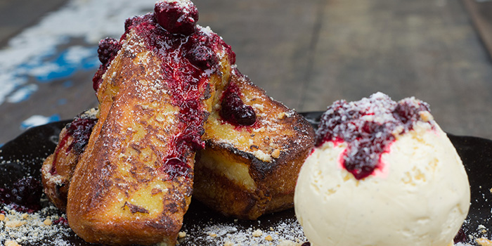 French Toast from Artistry in Bugis, Singapore