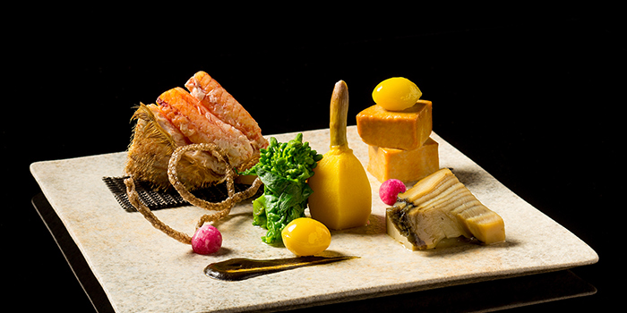Assorted Cooked Dishes, Shinji by Kanesaka, Coloane-Taipa, Macau