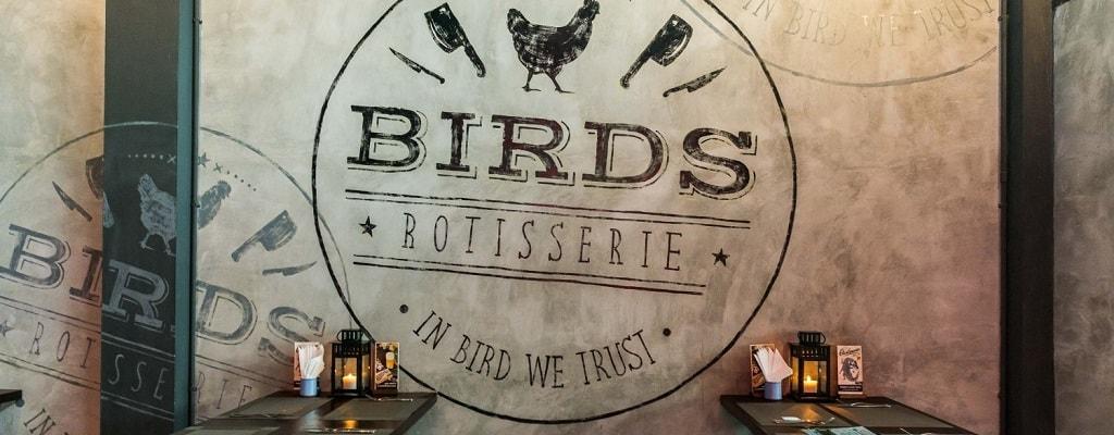 BIRDS ROTISSERIE ,NANG LINCHI