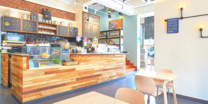 Coffee Bar from Big Street in Jalan Besar, Singapore