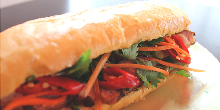 Banh Mi from Fat Saigon Boy in Chinatown, Singapore