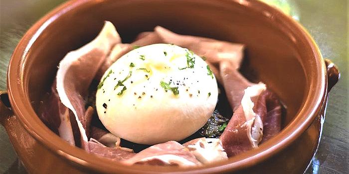 Mozzarella and Parma Ham from Barzaco at Robertson Blue in Robertson Quay, Singapore