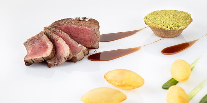 Beef Tenderloin from Kagoshima, The Tasting Room, Coloane-Taipa, Macau