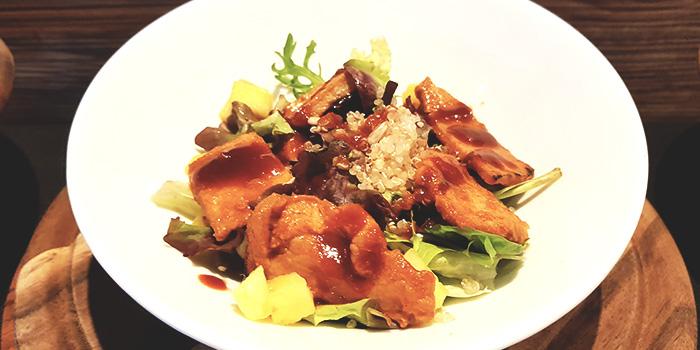 Bulgogi Pork Salad from Froth in Raffles Place, Singapore
