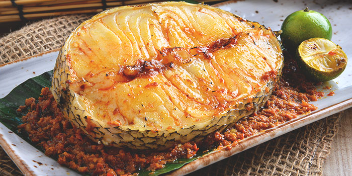 Portugese Baked Cod from Chef Wan