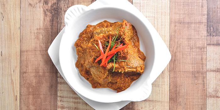 Selangor Beef Rendang from Chef Wan