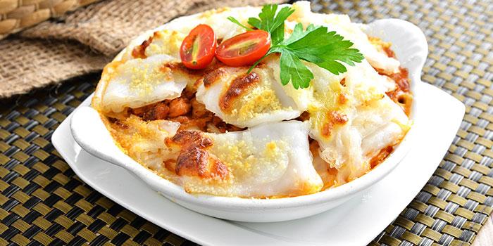 Tuna Kuay Teow Lasagne from Chef Wan