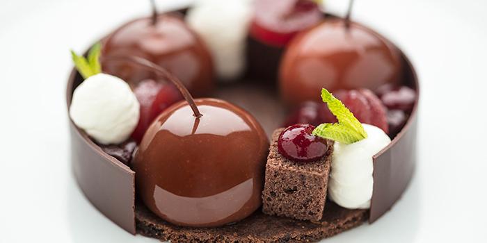 Cherry and Chocolate Variation, The Tasting Room, Coloane-Taipa, Macau