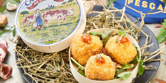 Crispy Camembert Box from Pesca Mar & Terra Bistro at Ekkamai 12 Alley, Wattana, Bangkok