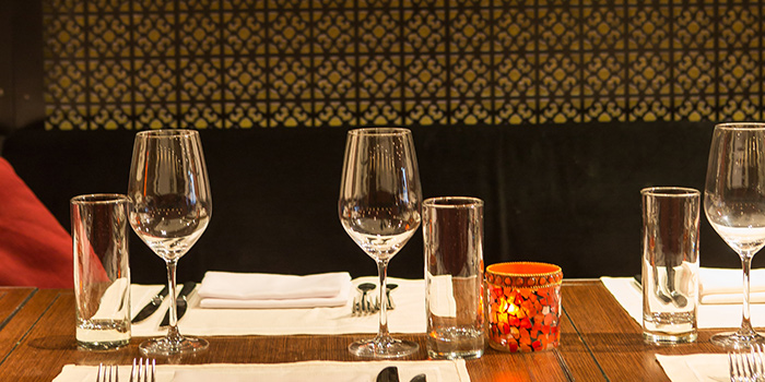Dining Area, OLIVE Greek & Middle Eastern, Soho, Central, Hong Kong