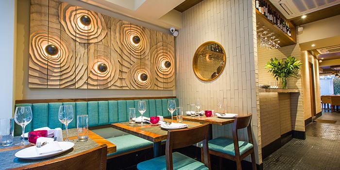 Dining Area, Soho Spice, Central, Hong Kong