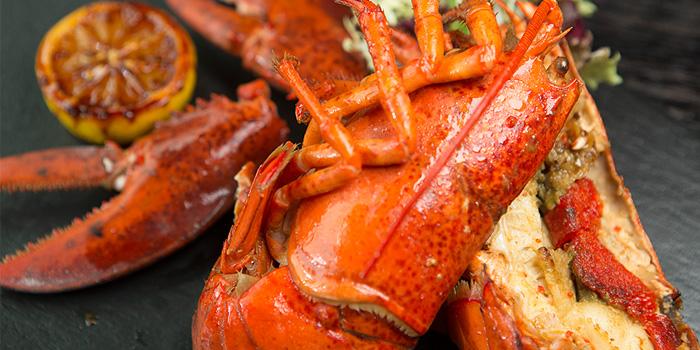 Grilled Lobster, SPARK Bar & Restaurant, Central, Hong Kong