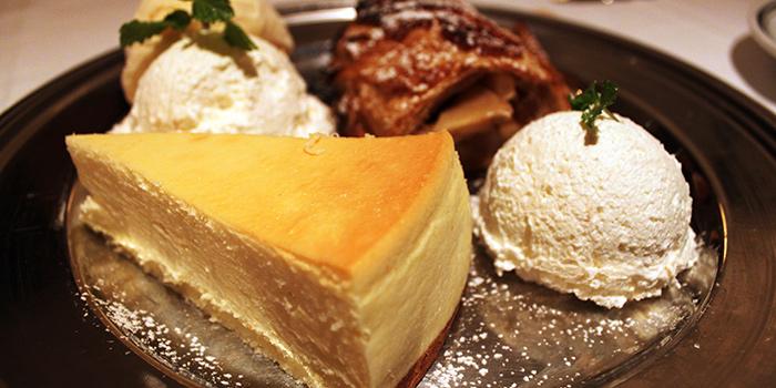 Homemade New York Cheese Cake, Wolfgang