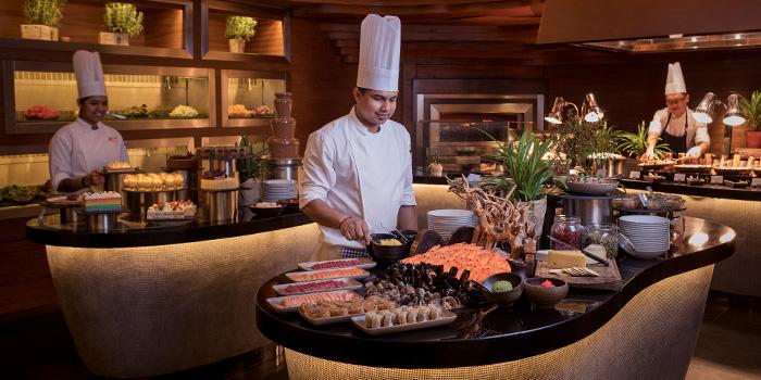 Majestic Bay Seafood Restaurant Set Menu