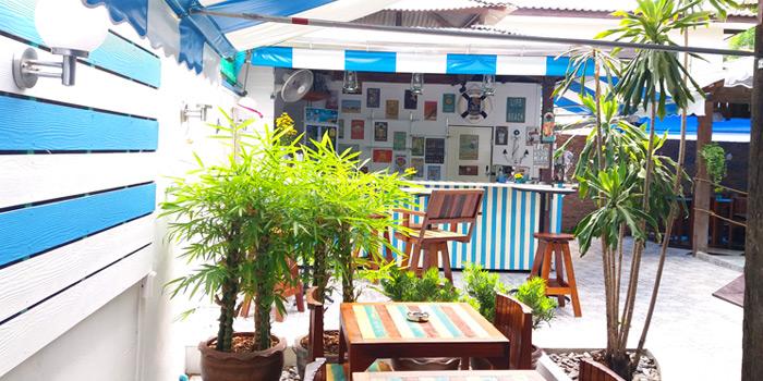 Ambience from KUTAI Mussels Restaurant & Bar at Soi Suanplu,Thungmahamek, Sathorn, Bangkok