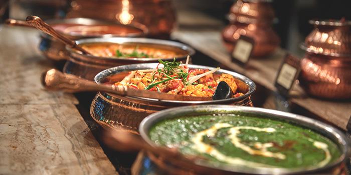 Spice Trail (8-17 June) of Melt Cafe at Mandarin Oriental in Marina Bay, Singapore