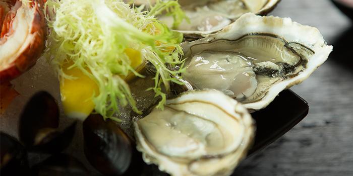 Oysters, SPARK Bar & Restaurant, Stanley, Hong Kong