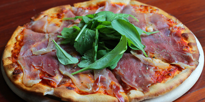 Pizza Parma from Roots - Bangkok at K- Village, Bangkok