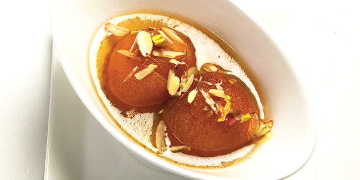 Gulab Jamun from RAS The Essence of India in Clarke Quay, Singapore