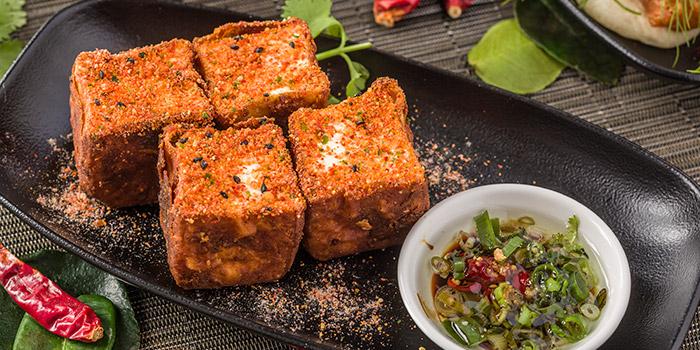Silken Tofu, Soho Spice, Central, Hong Kong