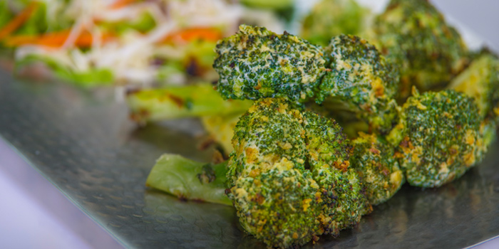 Tendoori Creamy Broccoli from Indus Contemporary Indian Dining in Upper Sukhumvit, Bangkok