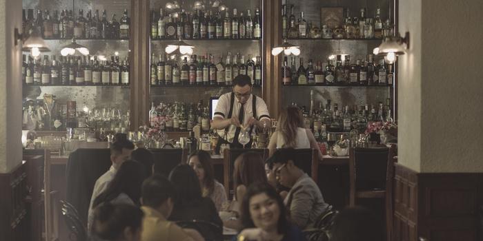 Interior 1 at Caffe Milano Grand Indonesia