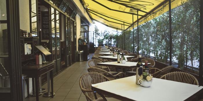 Interior 2 at Caffe Milano Grand Indonesia