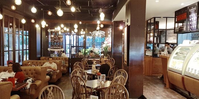 Interior 1 at G.B Bistro Senayan City
