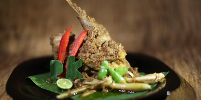 Dish 3 at Papoea Kemang