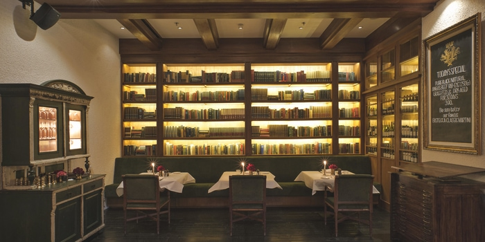 Interior 1 at BISTECCA SCBD