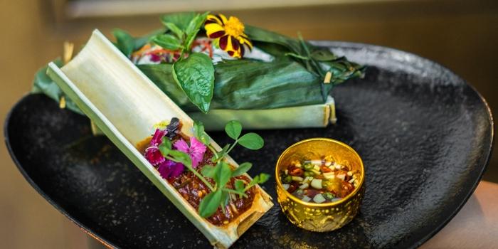 Dish 1 at Som Chai Bali