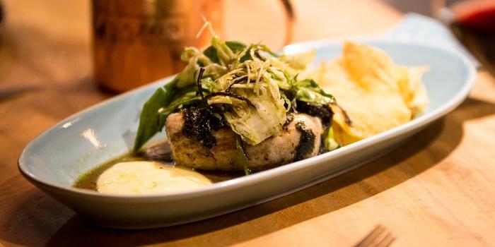 Dish 2 from Salazon Bali