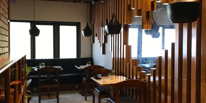 Interior 2 at Hibiscus Bali