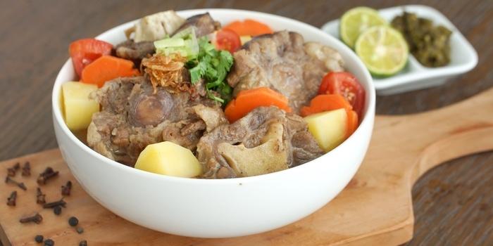 Dish 4 at Kayu Manis Jakarta