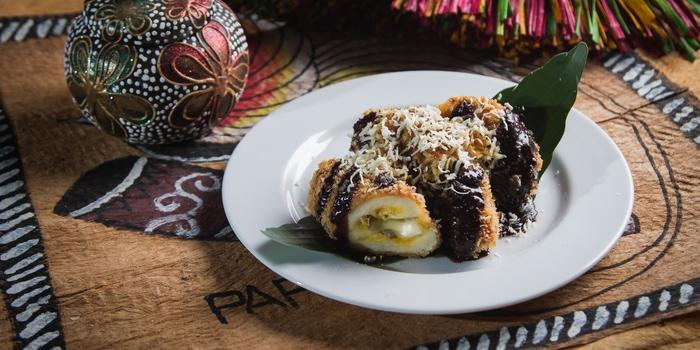 Dish 1 at Papoea Kemang