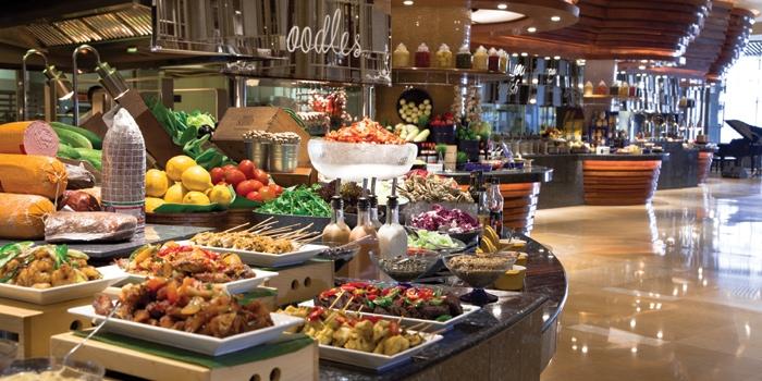 Asia Restaurant (The Ritz-Carlton Mega Kuningan)