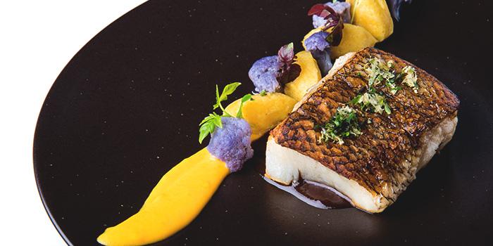 Filetto di Merluzzo (Cod) from Senso Ristorante & Bar on Club Street in Tanjong Pagar, Singapore