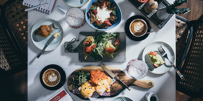 All Day Breakfast from Publico Deli at InterContinental Singapore Robertson Quay in Robertson Quay, Singapore