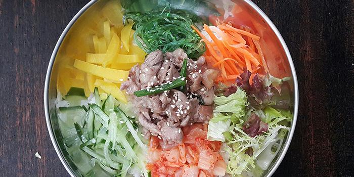 Beef Bibimbap, Edition, Central, Hong Kong