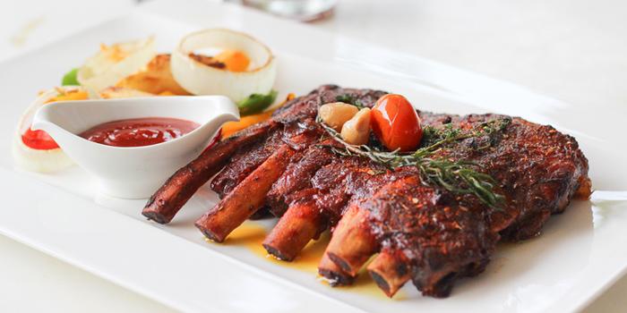 Beef Ribs from Latest Recipe at Le Méridien Suvarnabhumi, Bangna, Bangkok