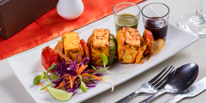 Bharwan Paneer Sholey from Indian Essence Art at 6 Sukhumvit 22, Khlong teoi, Bangkok