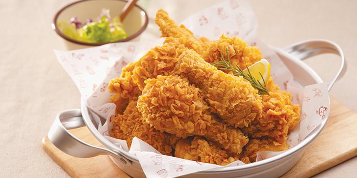 Crispy Fried Chicken, Chir Chir Fusion Chicken Factory (Tsim Sha Tsui), Tsim Sha Tsui, Hong Kong