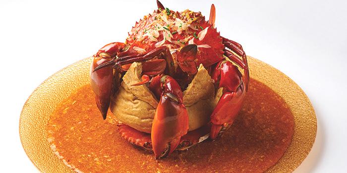 Chilli Crab from Dancing Crab in Bukit Timah, Singapore