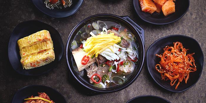 GalBi-Tang from Daegweol in Tanjong Pagar, Singapore